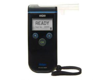 Drager AlcoTest 6820 Breathalyser