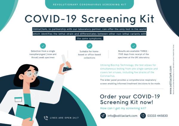 Covid-19 Coronavirus Promo poster